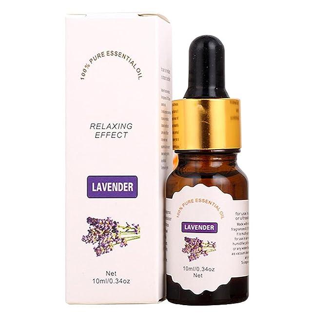 INTERNET Aceites Esenciales Puros Y Naturales Olor A Aromaterapia Para El Cuidado De La Piel 10Ml (Lavanda): Amazon.es: Belleza