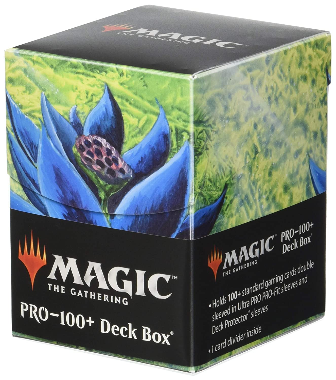Pro-100 Ultra Pro Deck Box MTG Black Lotus