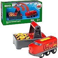 Brio 33213 Remote Control Engine, 2 Pieces Train
