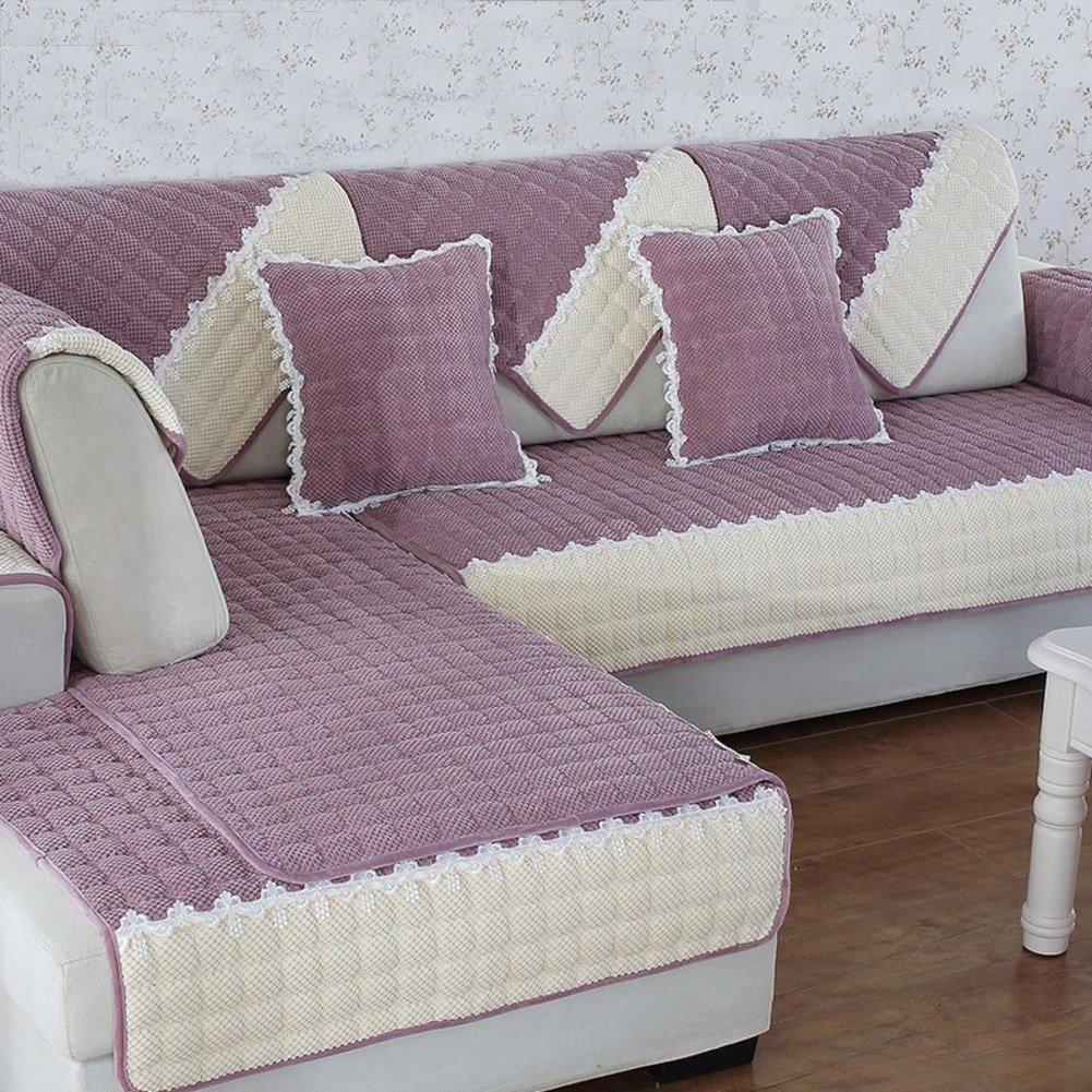 Xianw Xianw Xianw Sofabezug ausgestattet Sofa mBel Protector Jacquard Stretch-Anti-Falten-Slip-F 90x120cm(35x47inch) B07KF3JHQJ Sofa-überwürfe 1d71e6