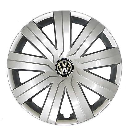 Amazon.com: Genuine VW Hub Cap Jetta 2015-2016 9-spoke Wheel Cover Fits 15- inch Wheel: Automotive
