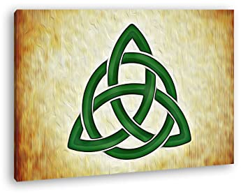 Deyoli Ein Keltisches Symbol Effekt Zeichnung Format 100x70 Als