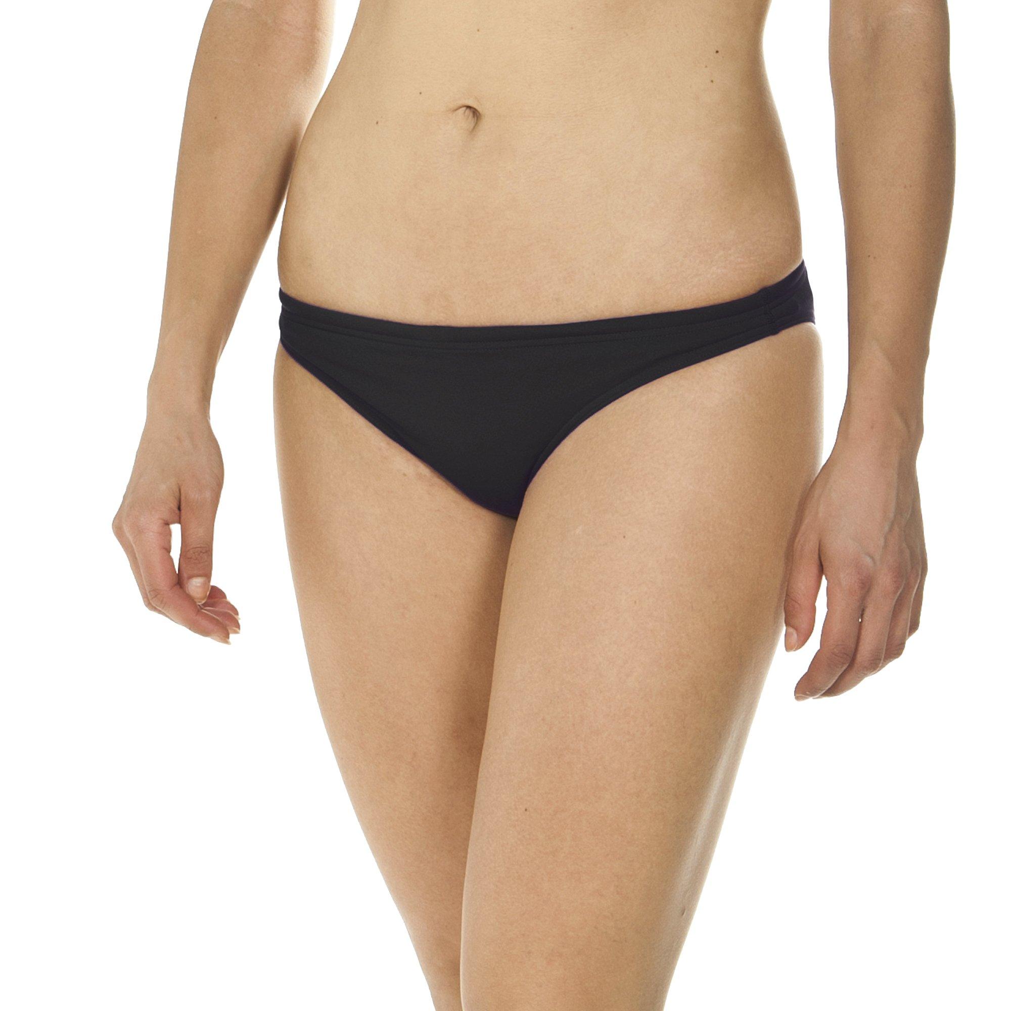 Arena Rulebreaker Real Bikini Bottom, Black-Yellow Star, Small by Arena