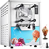 VEVOR 1400W Commercial Ice Cream Machine 5.3Gallon per Hour Hard Serve LED Display Auto Shut-Off Timer Perfect for…