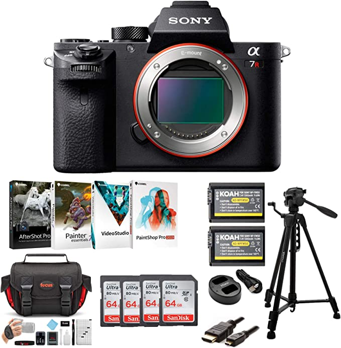 SDXC 2 Pack Sony Alpha 7R Digital Camera Memory Card 2X 64GB Secure Digital Class 10 Extreme Capacity Memory Card