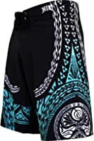 "HIC 21"" Talani 8 Way Octo Super Stretch Boardshorts"