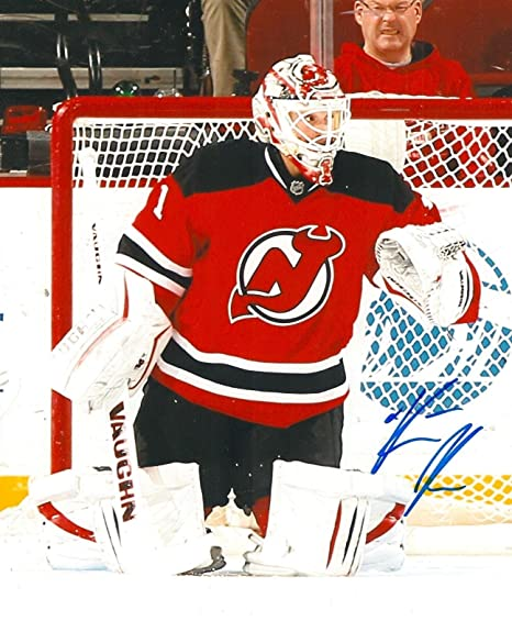 official photos 1ab86 47be4 KEITH KINCAID signed NEW JERSEY DEVILS 8X10 photo w/COA A ...