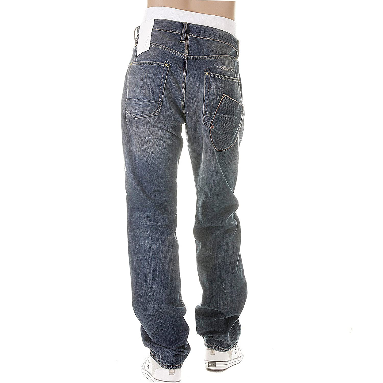 Ijin jeans J5217 84L9 Depp vintage wash denim jean IJIN2398