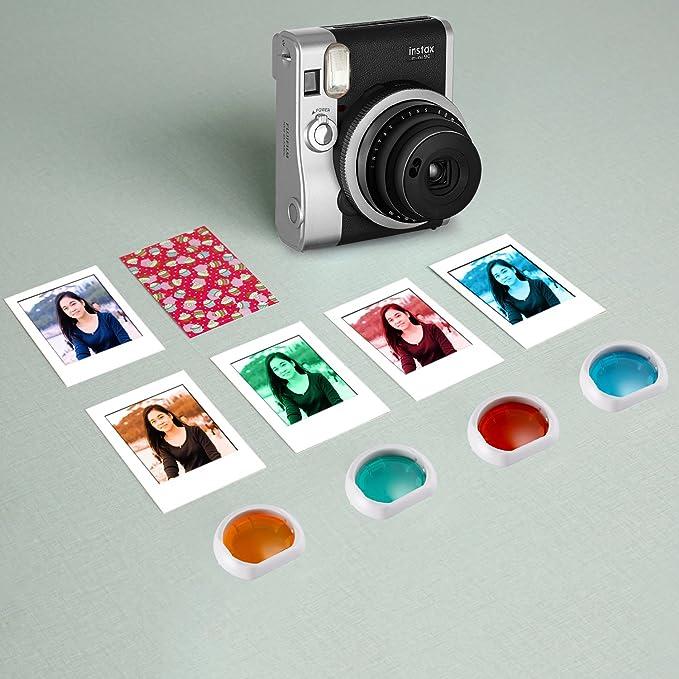Neewer 56-en-1 Kit Accesorio para Fujifilm Instax Mini 90(Negro ...