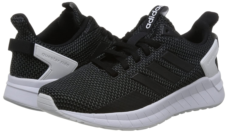 Adidas Damen Damen Adidas Questar Ride Fitnessschuhe, Grau (Carbon/Negbas/Gridos 000), 40 EU - d4198d