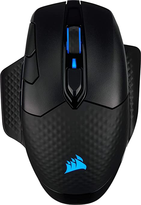 Corsair Dark Core Rgb Wireless Optical Gaming Mouse Computers Accessories