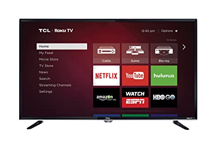 83341a9bf29 Image Unavailable. Image not available for. Color  TCL 40FS3800 40-Inch  1080p Roku Smart LED TV ...