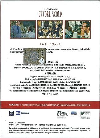 La terrazza - Il cinema di Ettore Scola - N. 8: Amazon.it: Ugo ...