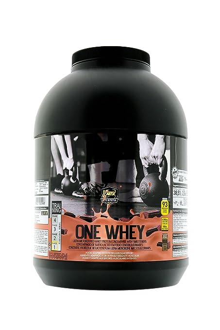 One Whey (4,535 Gr) 10 Lbs Milk Chocolate - Matriz de Proteínas con Velocidad