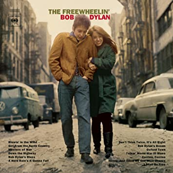 Image result for freewheelin bob dylan