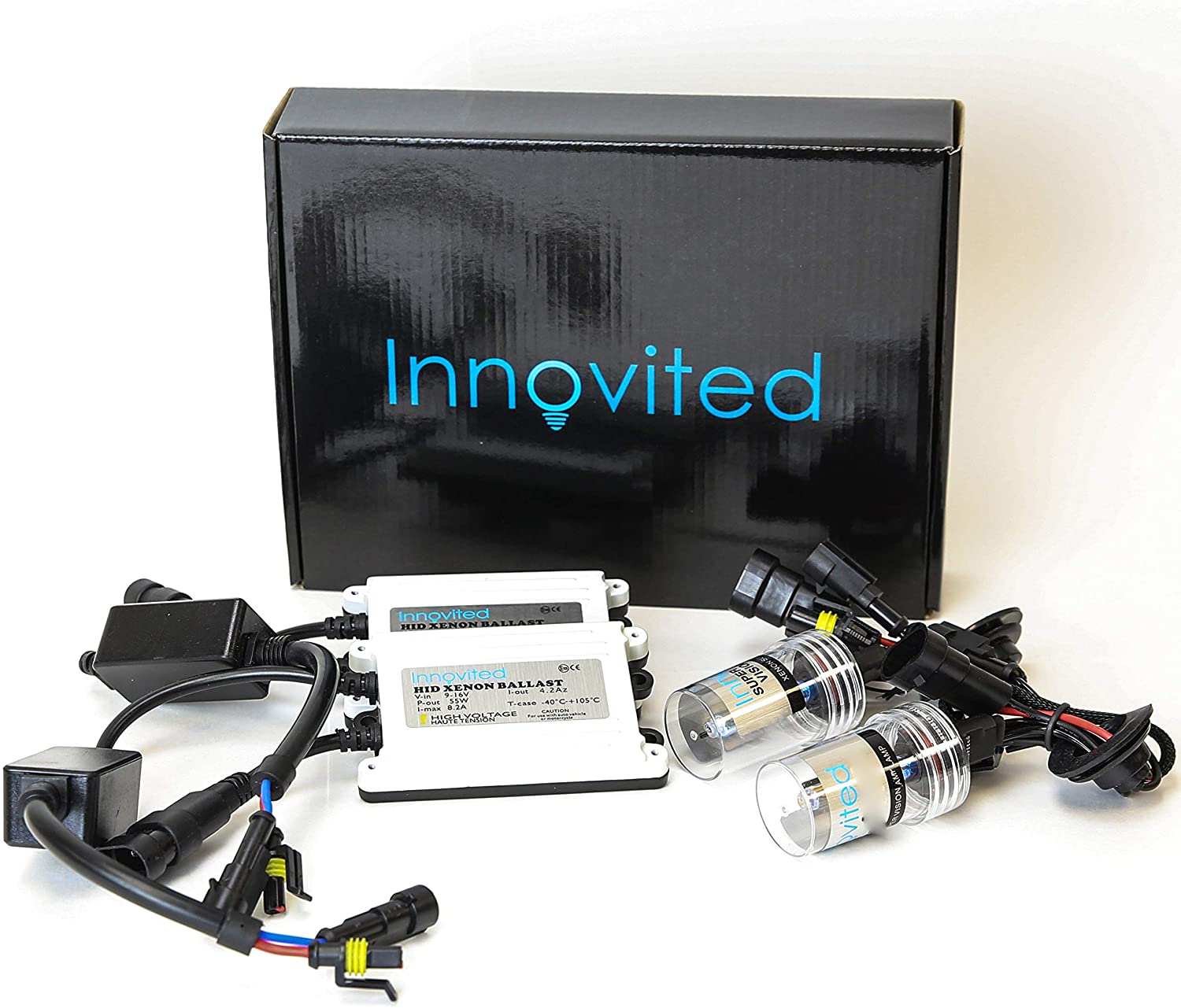Innovited 55W AC HID bundle