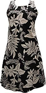 product image for Paradise Found Womens Tiare Short Tank Dress Black M