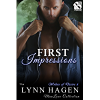 First Impressions [Wolves of Desire  8] (Siren Publishing The Lynn Hagen ManLove Collection)