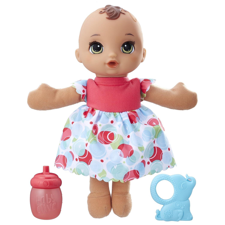 Baby Alive Lil' Slumbers (Brunette) Hasbro B9721