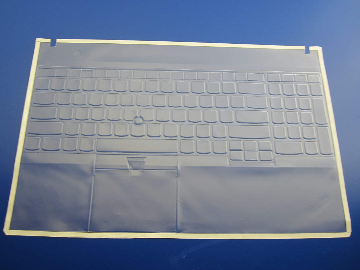 Viziflex  Biosafe Anti Microbial Keyboard cover compatible with Microsoft Wired 200 Model 1406 Keyboard not included Part A.M 437G104