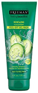 Freeman Cucumber Facial Peel-Off Mask - 6 oz