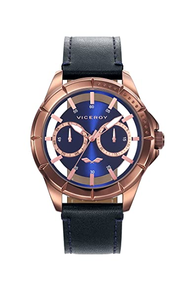 WATCH VICEROY 401049-37 MULTIFUNCION MAN COLLECTION ANTONIO BANDERAS