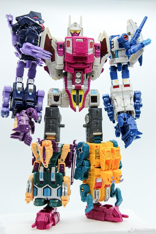 Cutthroat++ Blot Transformers ~ TERRORCON ABOMINUS COMBINER SET ~ Sinnertwin