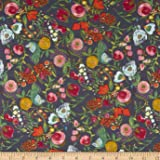 Art Gallery Emmy Grace Voile Budquette Nightfall Fabric By The Yard