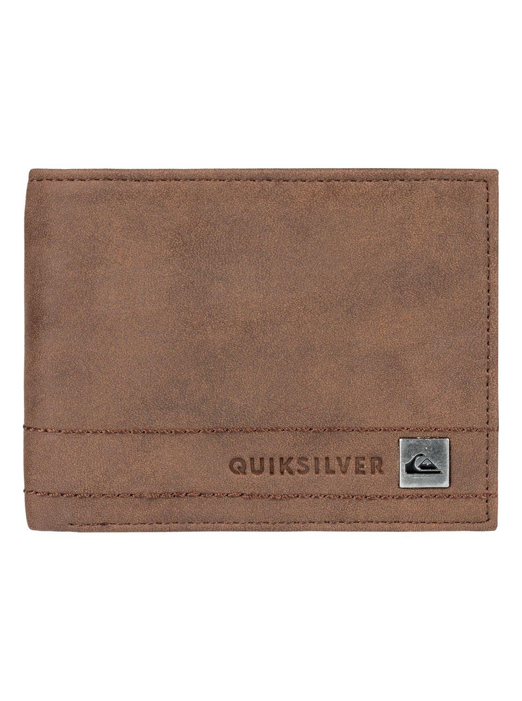 Quiksilver - Cartera de dos secciones - Hombre - L: Quiksilver: Amazon.es: Ropa y accesorios