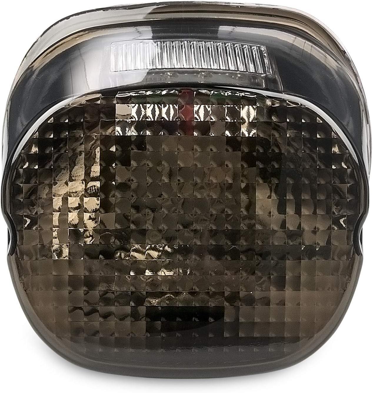 FLHXI Krator Smoke LED Taillight Brake Light Compatible with 2006 Harley Davidson Street Glide EFI