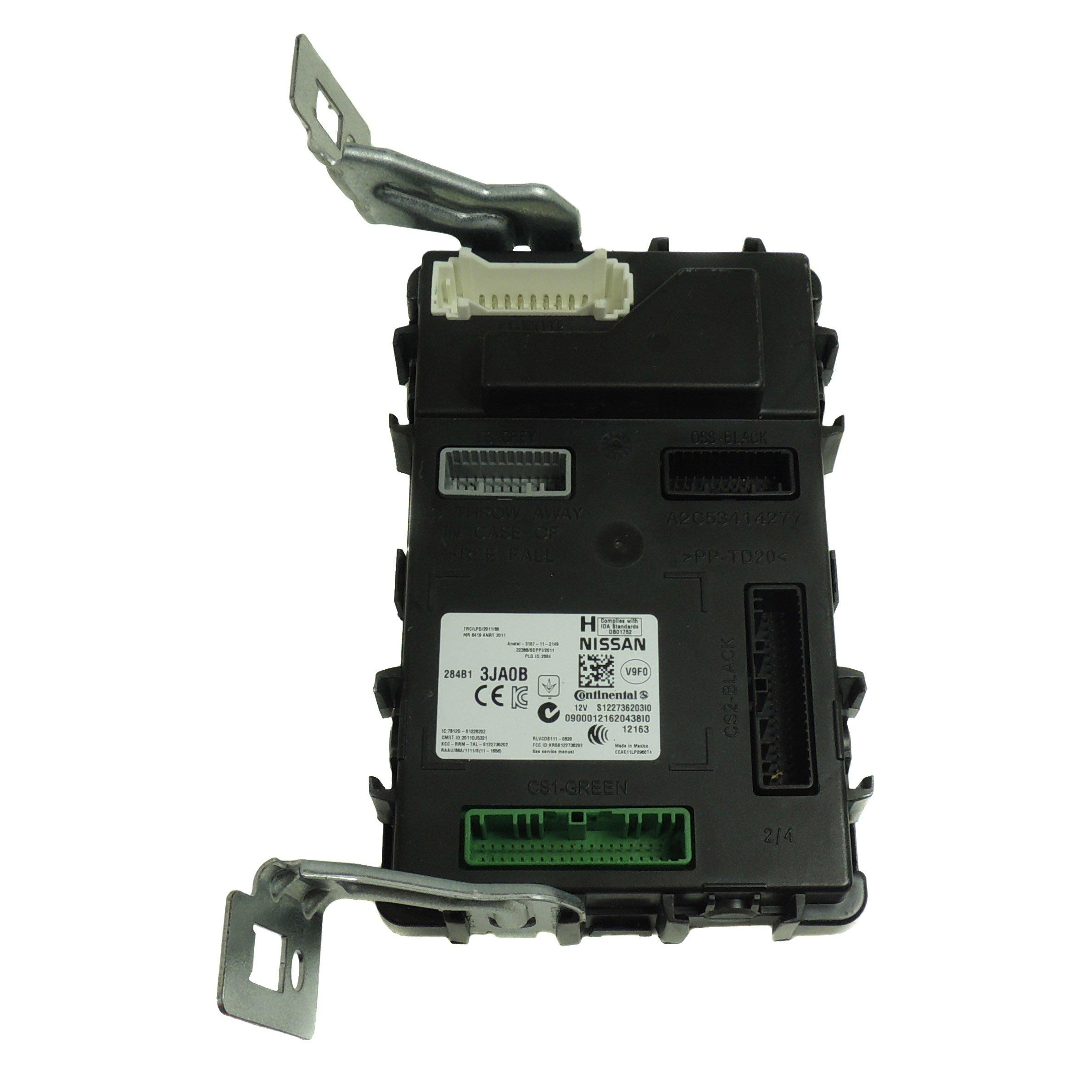 284B1-3JA0B Body Control Module BCM fits 2013 Infiniti JX35