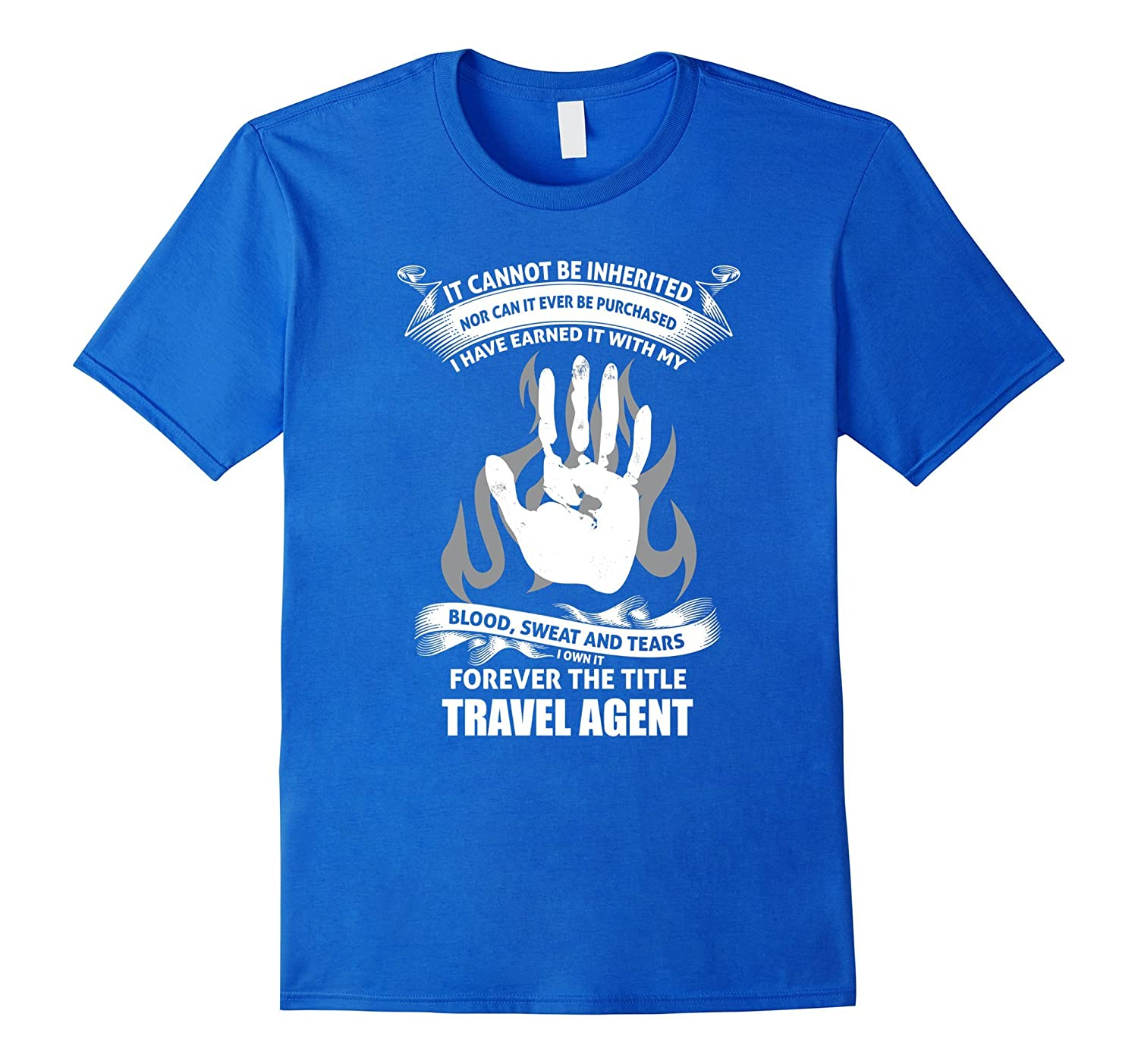 Travel Agent shirt-TJ