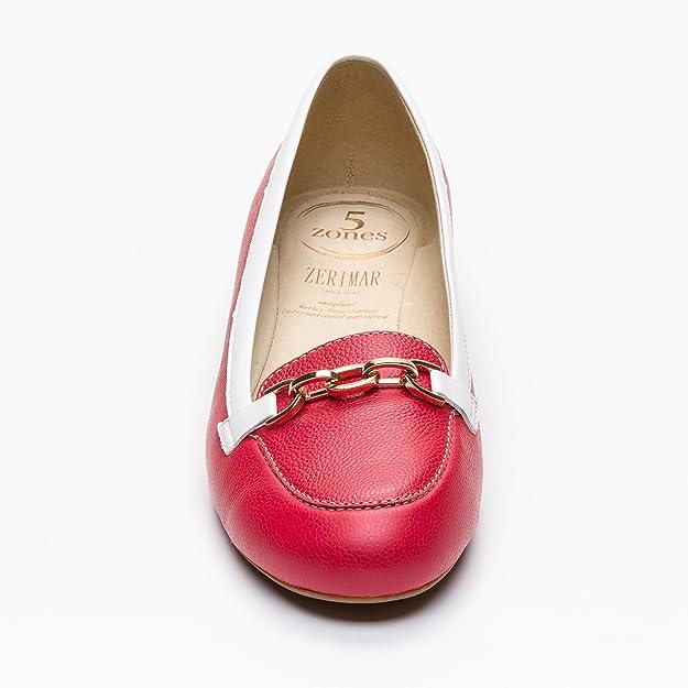 Zerimar Leder Ballerinas Damen   Sommer Ballerinas Damen   Ballerinas Damen  Sommer 2018  Amazon.de  Schuhe   Handtaschen a2d5a9381f