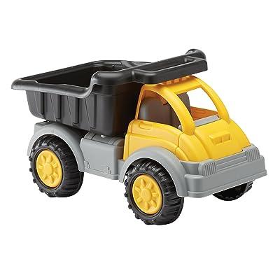 American Plastic Toys Gigantic Dump Truck: Toys & Games
