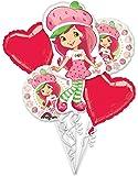 Anagram International Strawberry Shortcake Bouquet, Multicolor