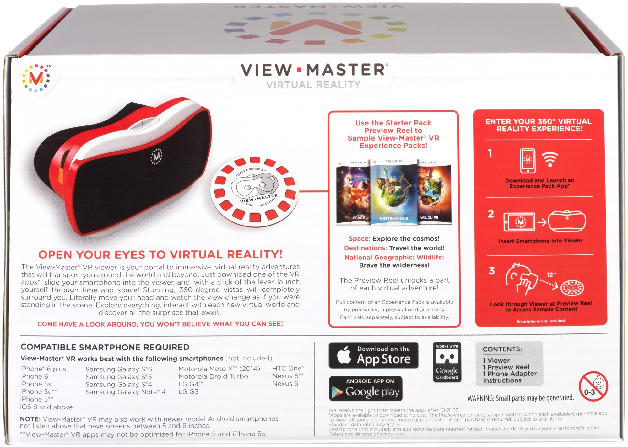 View Master Virtual Reality Starter Pack by View Master (Image #11)