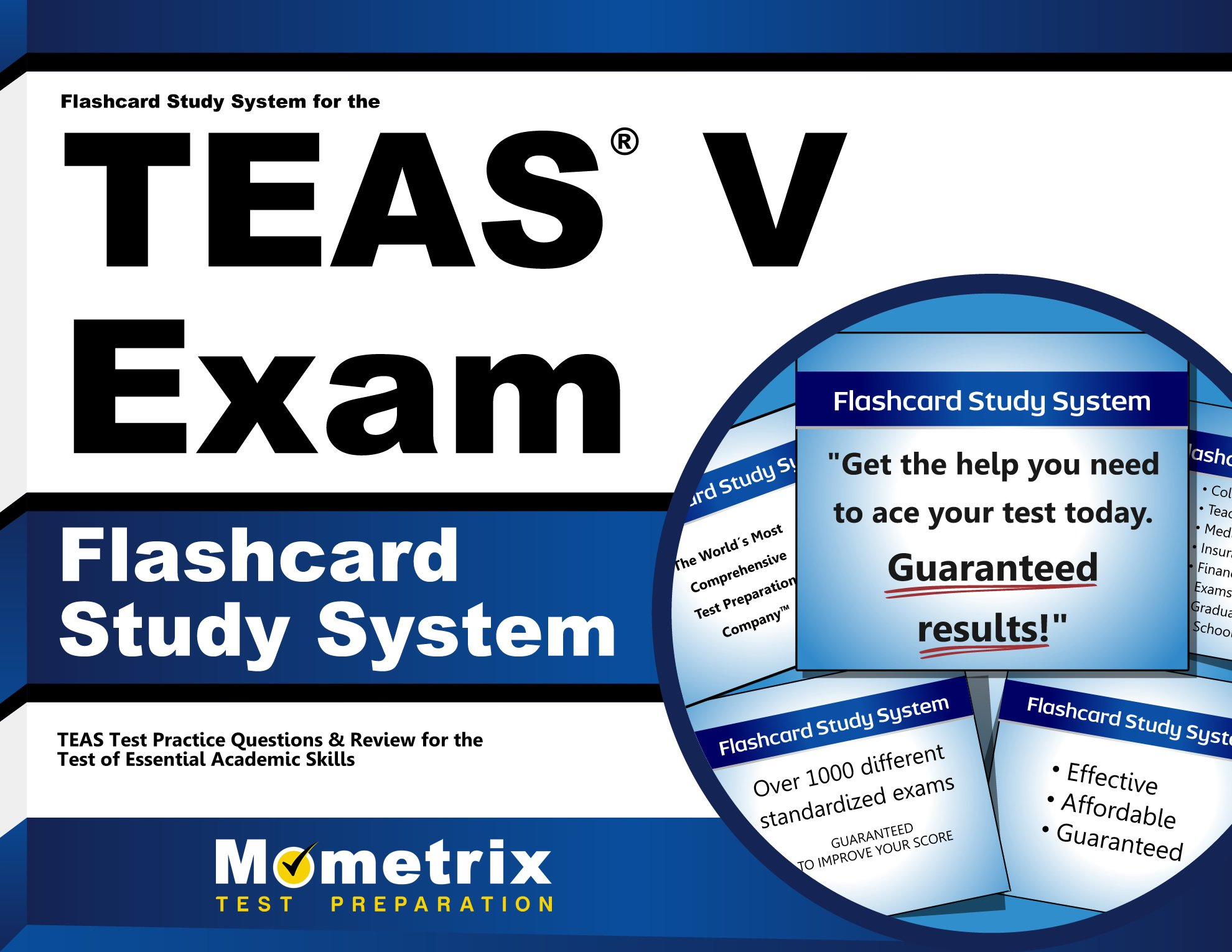 Flashcard Study System TEAS Exam