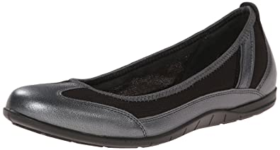 ECCO Footwear Damenschuhe Bluma Bluma Bluma Summer Ballerina Flat, Dark Shadow, 41 EU b06efb