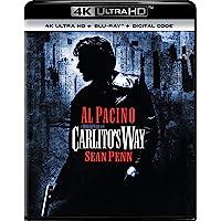 Carlito's Way (4K Ultra HD + Blu-ray + Digital)