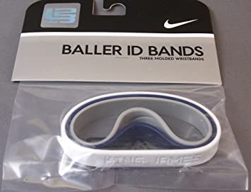 brand new 380c1 d7dad Image Unavailable. Image not available for. Colour  Nike ID Baller Bands - Lebron  James ...