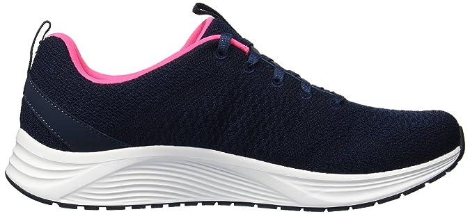 Knit Skyline 5 Women's Lace Up Trainer Navy Navypink Skechers Size Soft E9WDHYe2I