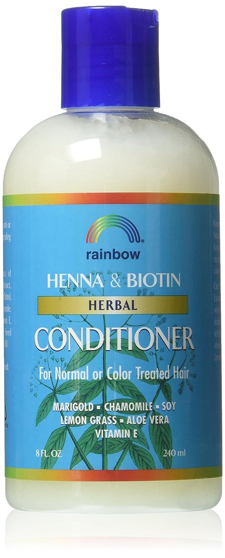 Amazon Rainbow Research Herbal Conditioner Henna And Biotin 8