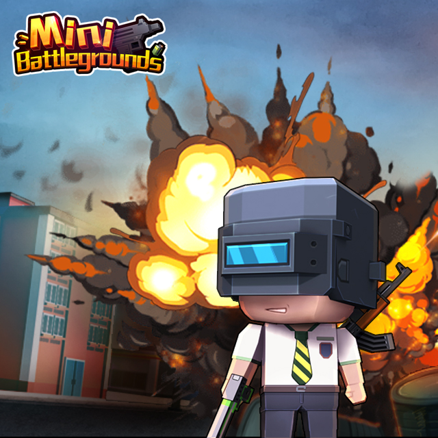 Mini Battlegrounds [Online Game Code]