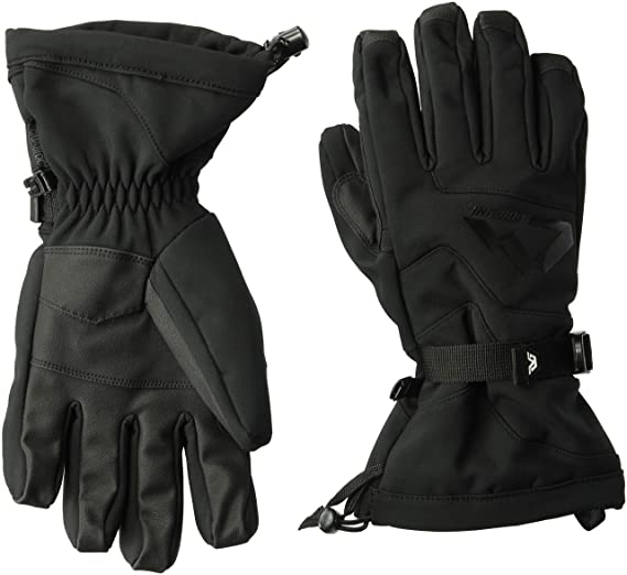 2c0609f5ffb3e Gordini Men's Men's Fall Line Iv Waterproof Insulated Gloves, Black, ...