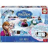 Educa - 16259 - Frozen - Le Jeu de la Reine des Neiges