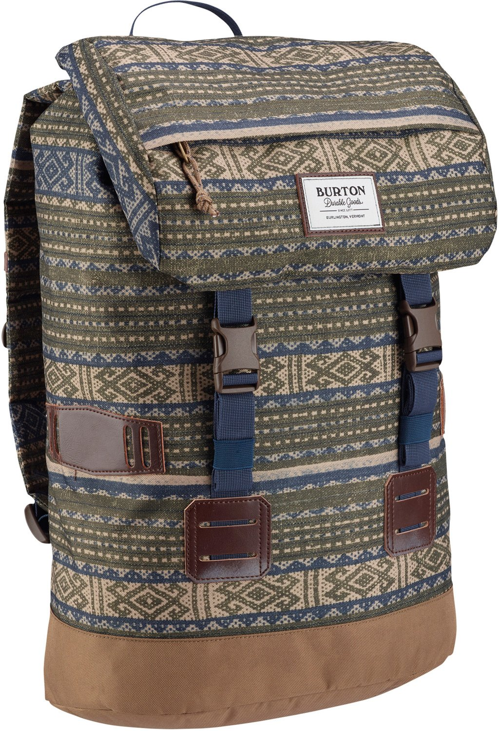 3988b0278b Galleon - Burton Tinder Backpack, Tanimbar Print