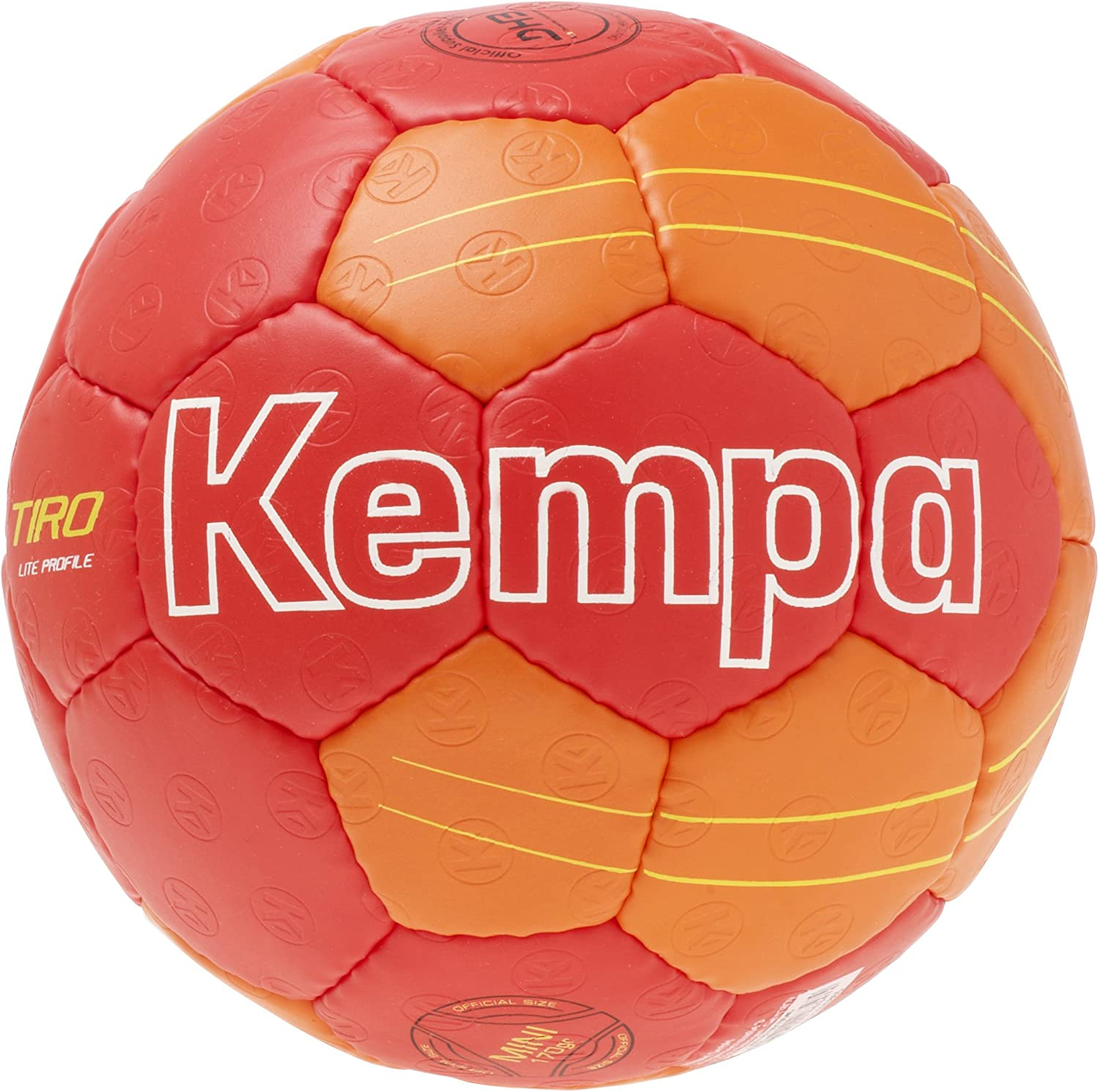 Kempa Ball Tiro Lite Profile, Unisex adulto: Amazon.es: Deportes y ...