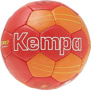 Kempa Tiro Lite Profile Ballon de Handball Rouge/Rouge Vif/Jaune