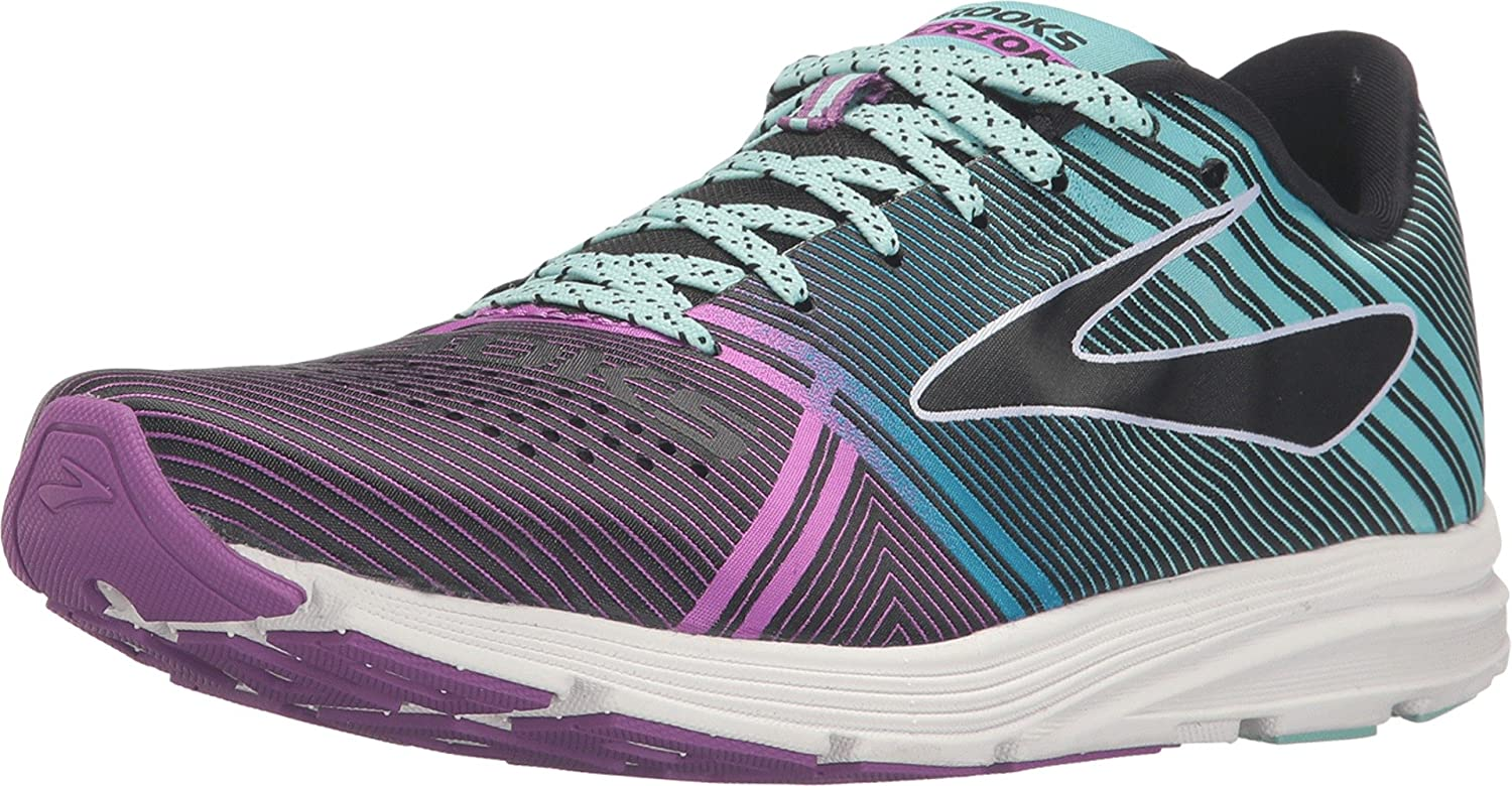 Brooks Womens Hyperion B01A9NINZQ 7 Blue B(M) US|Black/Dewberry/Aruba Blue 7 d440a8