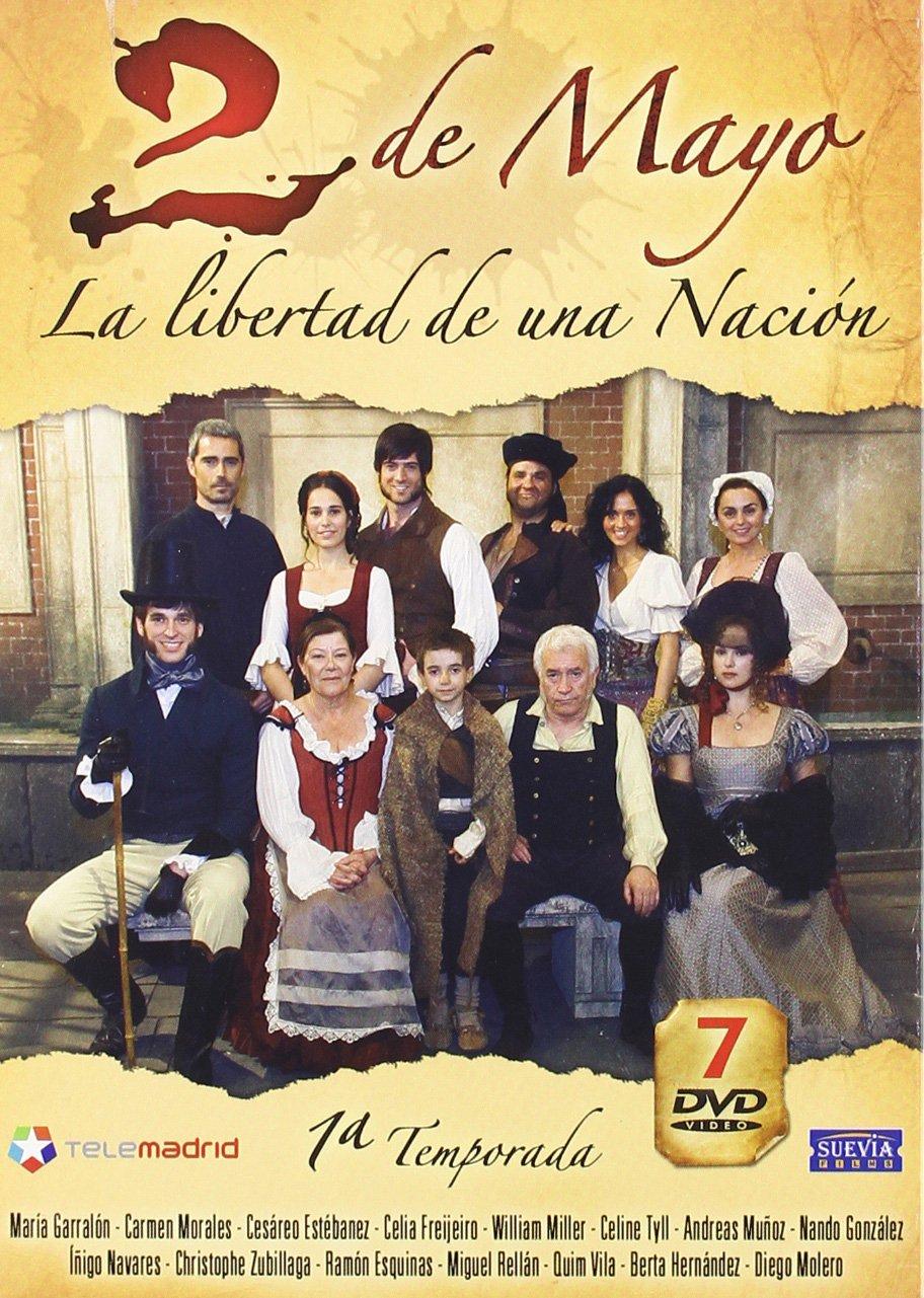 Dos de mayo libertad de una nacion [DVD]: Amazon.es: Celia Freijeiro, William Miller, María Garralón, Cesáreo Estébanez, Miguel Rellán, Carmen Morales, ...